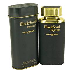 Black Soul Imperial Eau De Toilette Spray By Ted Lapidus - For Men