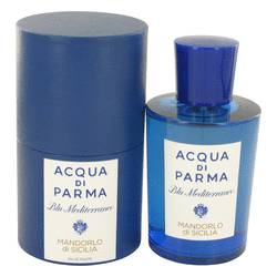 Blu Mediterraneo Mandorlo Di Sicilia Eau De Toilette Spray By Acqua Di Parma - For Women