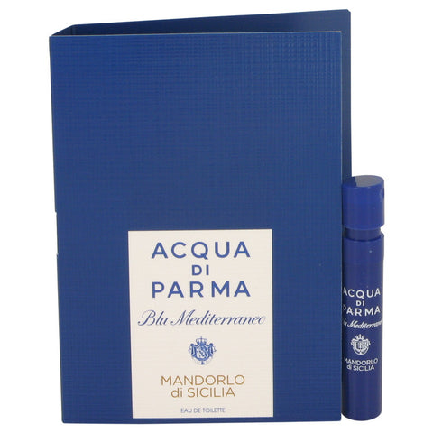 Blu Mediterraneo Mandorlo Di Sicilia Vial (sample) By Acqua Di Parma - For Women