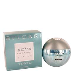 Bvlgari Aqua Marine Toniq Eau De Toilette Spray By Bvlgari - For Men