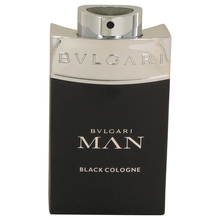 Bvlgari Man Black Cologne Eau De Toilette Spray (Tester) By Bvlgari - For Men