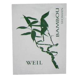 Bambou Perfume Wipes By Weil - For Women