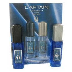 Captain Gift Set By Molyneux - For Men