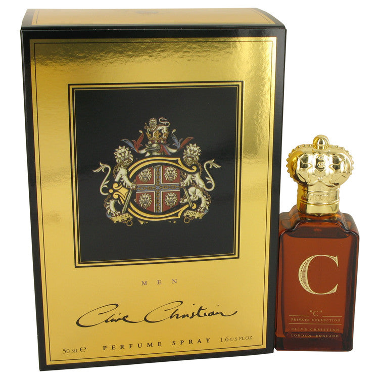 Clive Christian C Perfume Spray By Clive Christian - For Men