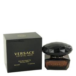 Crystal Noir Eau De Toilette Spray By Versace - For Women