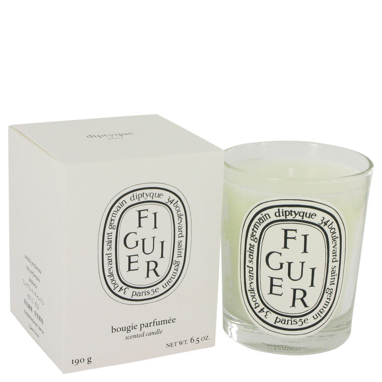 Diptyque Figuier Scented Candle By Diptyque - For Women