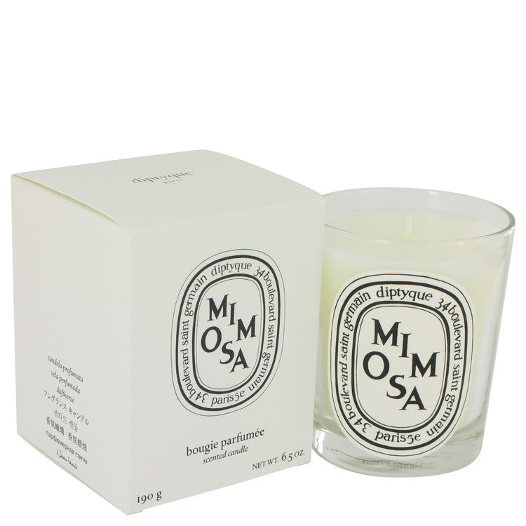 Diptyque Mimosa Scented Candle By Diptyque - For Women