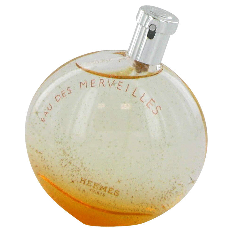 Eau Des Merveilles Eau De Toilette Spray (Tester) By Hermes - For Women