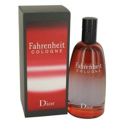 Fahrenheit Cologne Spray By Christian Dior - Men