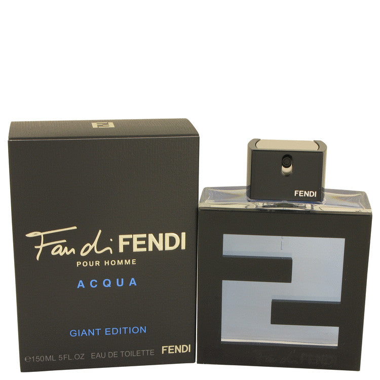 Fan Di Fendi Acqua Eau De Toilette Spray By Fendi - For Men