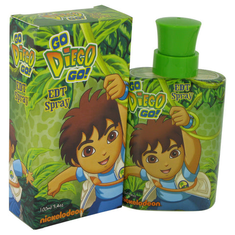 Go Diego Eau De Toilette Spray By Marmol & Son - For Men