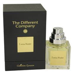 I Miss Violet Eau De Parfum Spray By The Different Company