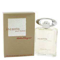 Incanto Eau De Toilette Spray By Salvatore Ferragamo - For Men
