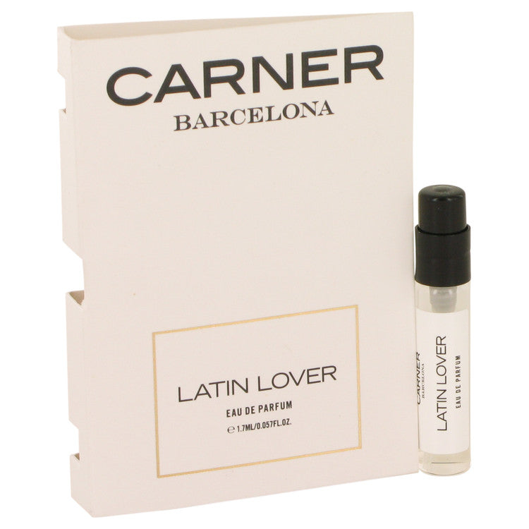 Latin Lover Vial (Sample) By Carner Barcelona - For Women