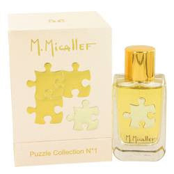Micallef Puzzle Collection No 1 Eau De Parfum Spray By M. Micallef 100% original - For Women