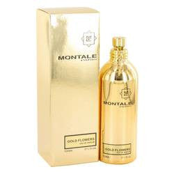 Montale Gold Flowers Eau De Parfum Spray By Montale