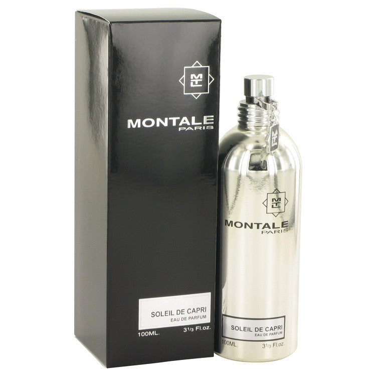 Montale Soleil De Capri Eau De Parfum Spray By Montale - For Women