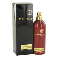 Montale Crystal Aoud Eau De Parfum Spray By Montale