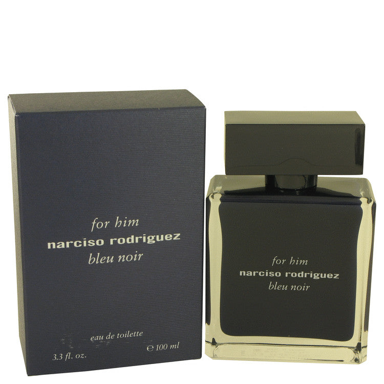 Narciso Rodriguez Bleu Noir Eau De Toilette Spray By Narciso Rodriguez - For Men