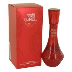 Naomi Campbell Seductive Elixir Eau De Toilette Spray By Naomi Campbell - For Women