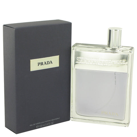 Prada Eau De Toilette Spray By Prada - For Men