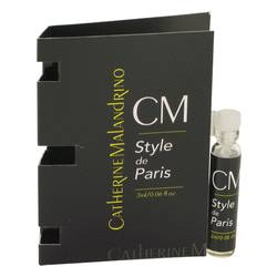 Style De Paris Vial (sample) By Catherine Malandrino - For Women