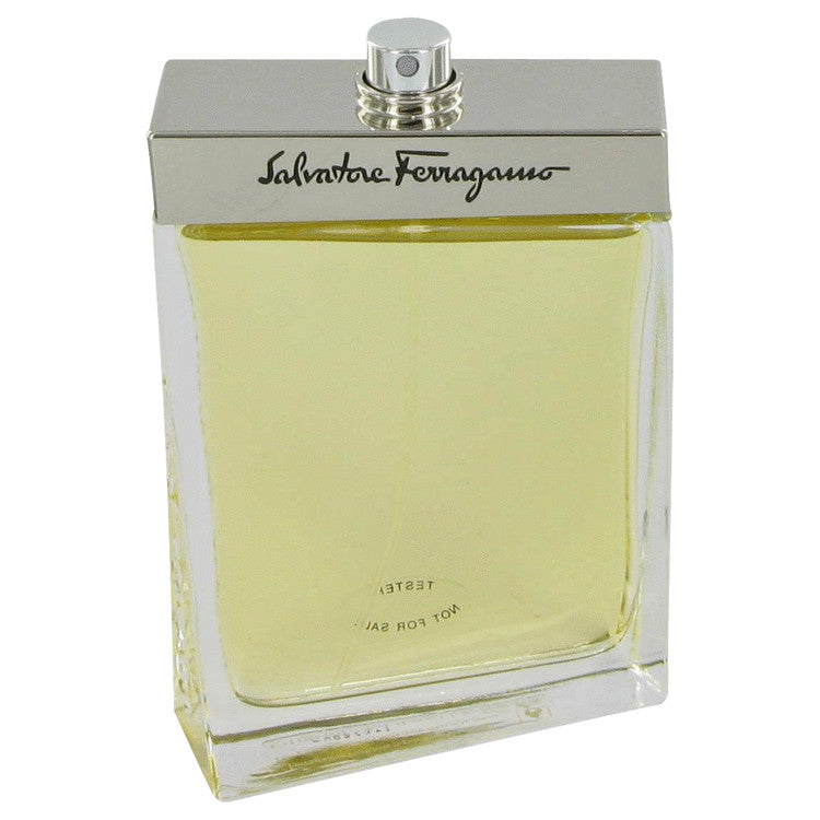 Salvatore Ferragamo Eau De Toilette Spray (Tester) By Salvatore Ferragamo - For Men