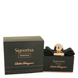 Signorina Misteriosa Eau De Parfum Spray By Salvatore Ferragamo - For Women