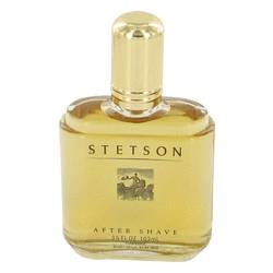 Stetson After Shave (yellow color) By Coty - For Men