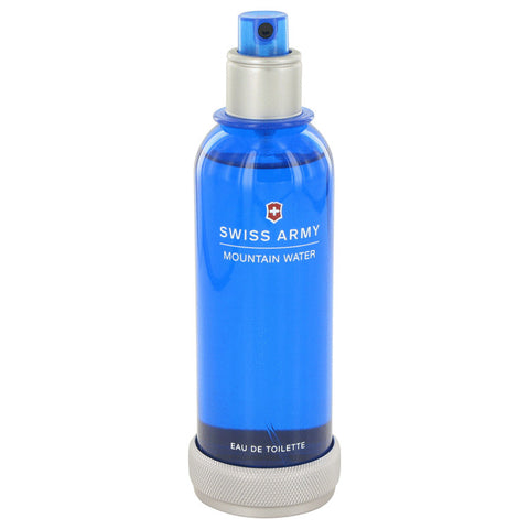 Swiss Army Mountain Water Eau De Toilette Spray (Tester) By Swiss Army - For Men