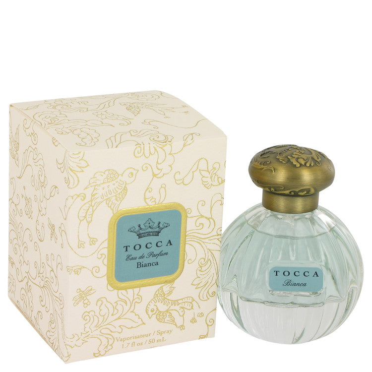 Tocca Bianca Eau De Parfum Spray By Tocca - For Women