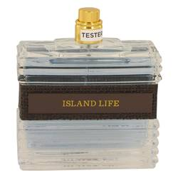 Tommy Bahama Island Life Eau De Cologne Spray (Tester) By Tommy Bahama - For Men
