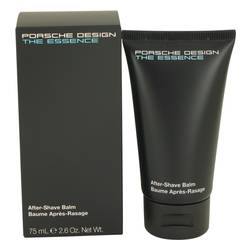 The Essence After Shave Balm By Porsche Design - For Men