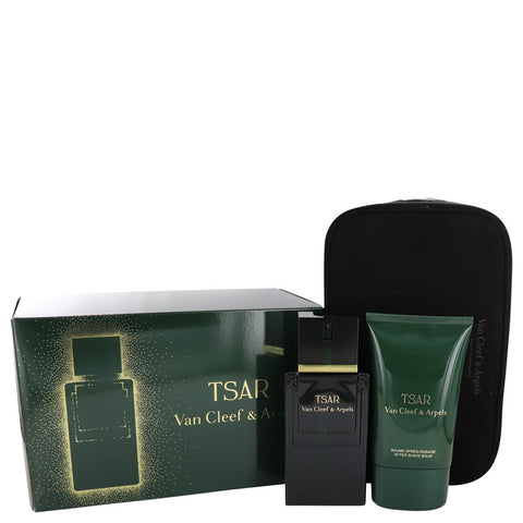 Tsar Gift Set By Van Cleef & Arpels - For Men