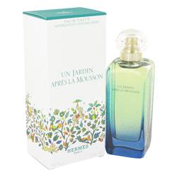 Un Jardin Apres La Mousson Eau De Toilette Spray By Hermes - For Women