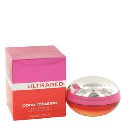Ultrared Eau De Parfum Spray By Paco Rabanne - For Women