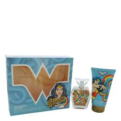 Wonder Woman Gift Set By Marmol & Son - Women