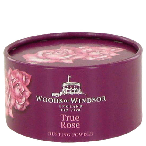 True Rose Dusting Powder By Woods of Windsor - For Women