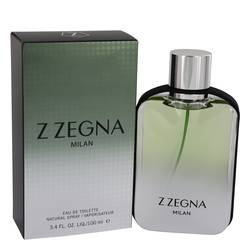 Z Zegna Milan Eau De Toilette Spray By Ermenegildo Zegna - Men