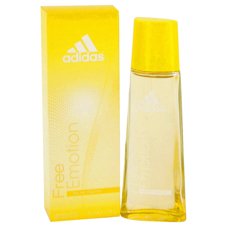 Adidas Free Emotion Eau De Toilette Spray By Adidas - For Women