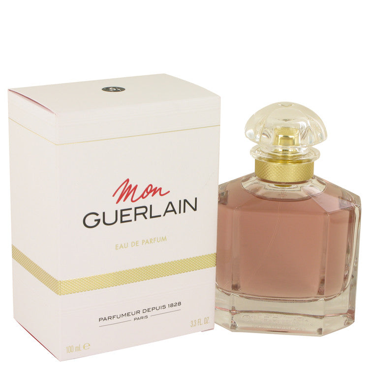Mon Guerlain Eau De Parfum Spray By Guerlain - For Women