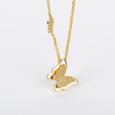 Collier Butterfly - She-K.com