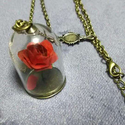 Collier Enchanted Rose - She-K.com