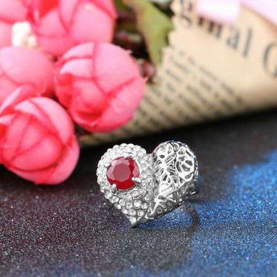 Bague Angel Heart - She-K.com