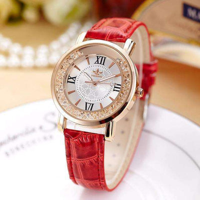 Montre Crystal Queen - She-K.com