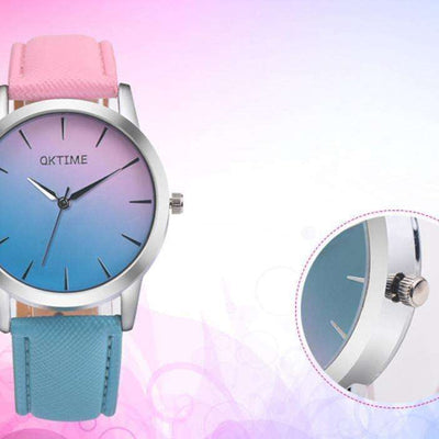 Montre Gradient Color - She-K.com