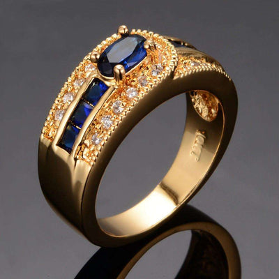 Bague Havana Gold - She-K.com