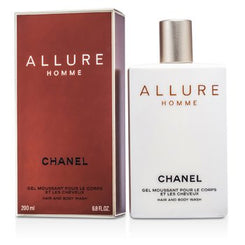 Chanel Allure Hair & Body Wash (Made in USA) 200ml/6.8oz