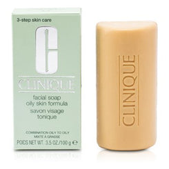 Clinique Facial Soap Refill - Oily Skin Formula 100g/3.5oz