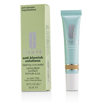 Clinique Anti Blemish Solutions Clearing Concealer - # Shade 03 10ml/0.34oz